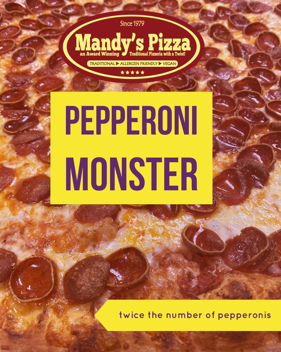 Pepperoni Lovers Dream
