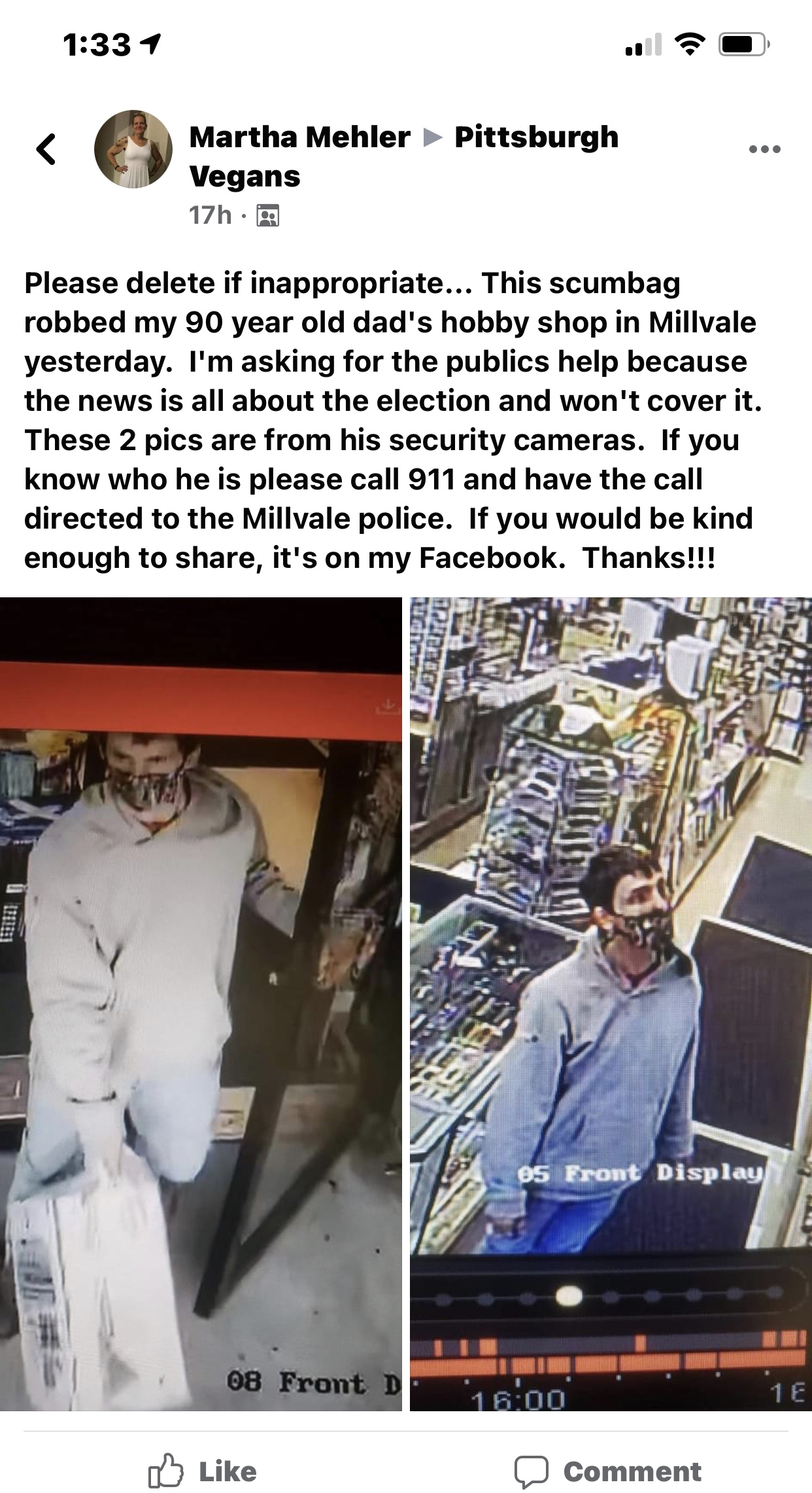 Anyone Know This POS?